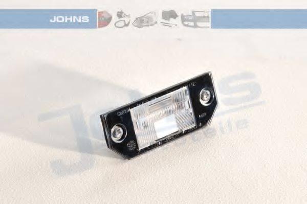 JOHNS 32128795 Фонарь освещения номерного знака