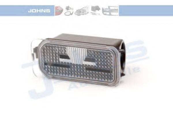 JOHNS 32128796 Фонарь освещения номерного знака