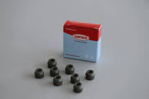 CORTECO 19020621 Комплект прокладок, стержень клапана
