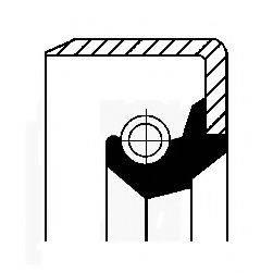 Уплотнительное кольцо CORTECO 12011544B