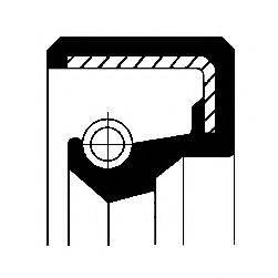 Уплотнительное кольцо CORTECO 12010773B
