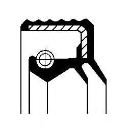 Уплотнительное кольцо CORTECO 12012106B