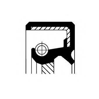 CORTECO 20018246B Уплотняющее кольцо, коленчатый вал