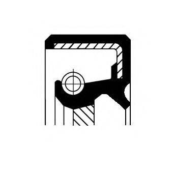 CORTECO 19015091B Уплотняющее кольцо, коленчатый вал