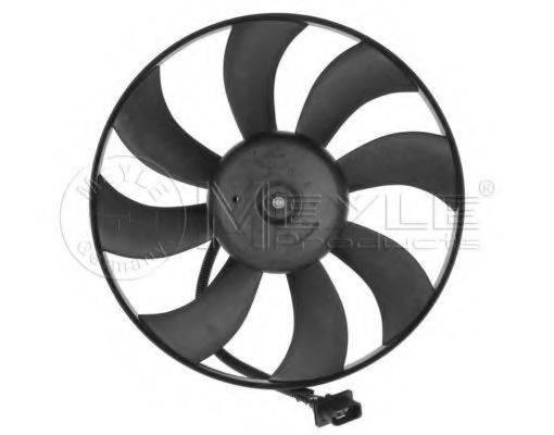 Вентилятор, охлаждение двигателя MEYLE 120 004 6104