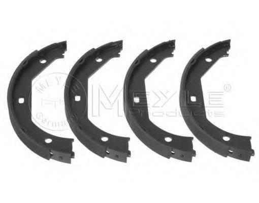 MEYLE 3140420007 Комплект тормозных колодок, стояночная тормозная система