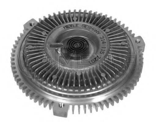 MEYLE 3141152201 Сцепление, вентилятор радиатора
