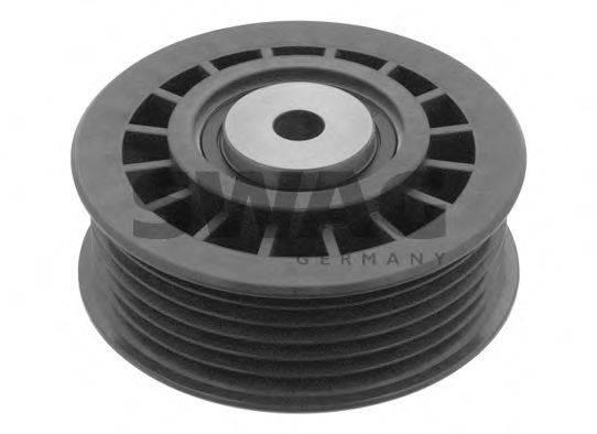 SWAG 10030001 Паразитный / ведущий ролик, поликлиновой ремень