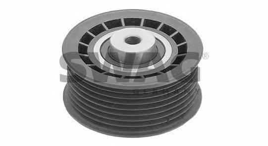SWAG 10030008 Паразитный / ведущий ролик, поликлиновой ремень