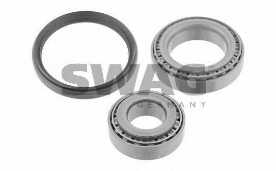 SWAG 10905995 Комплект подшипника ступицы колеса