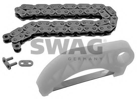 SWAG 10944611 Планка успокоителя, цепь привода-масляной насос