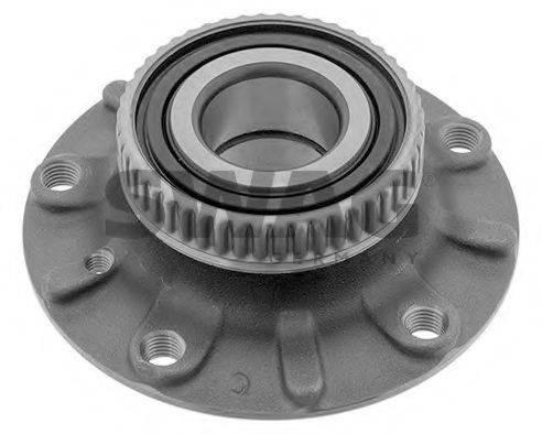 SWAG 20904436 Комплект подшипника ступицы колеса