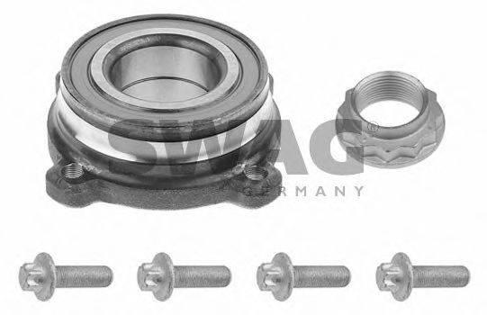 SWAG 20912202 Комплект подшипника ступицы колеса