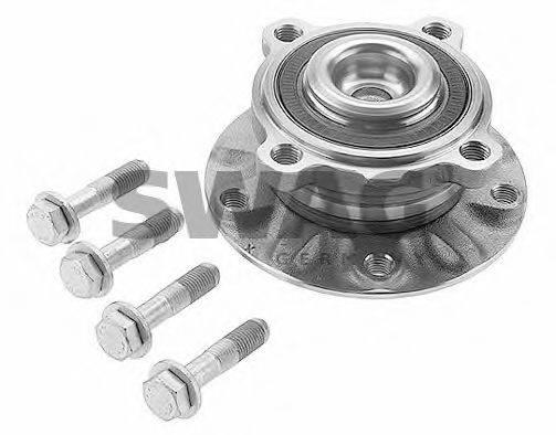 SWAG 20918397 Комплект подшипника ступицы колеса