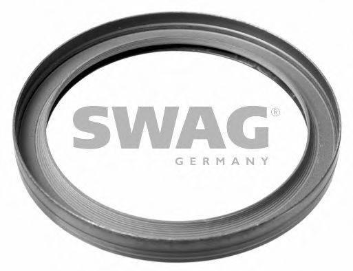 SWAG 20921074 Уплотняющее кольцо, коленчатый вал