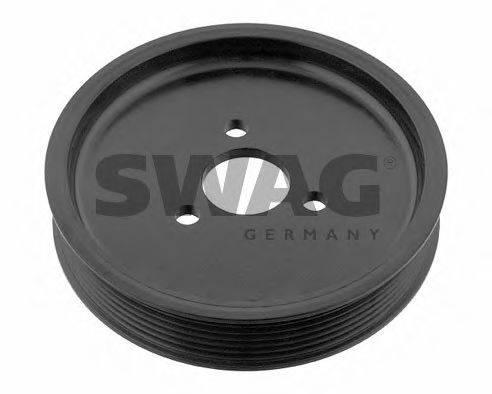 SWAG 20930123 Ременный шкив, насос гидроусилителя