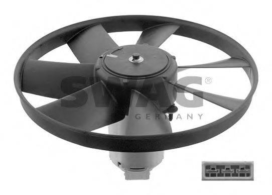 SWAG 30906992 Вентилятор, охлаждение двигателя