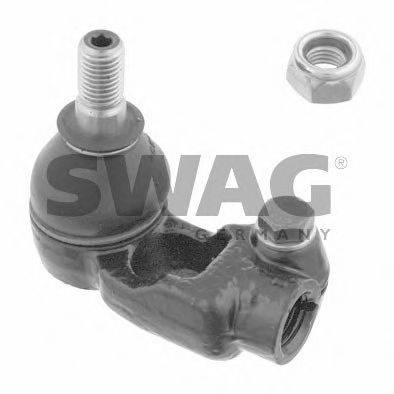 SWAG 40710008 Наконечник поперечной рулевой тяги