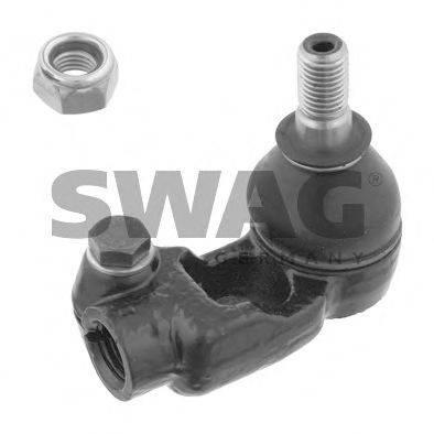 SWAG 40710009 Наконечник поперечной рулевой тяги