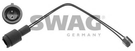 SWAG 99902398 Сигнализатор, износ тормозных колодок