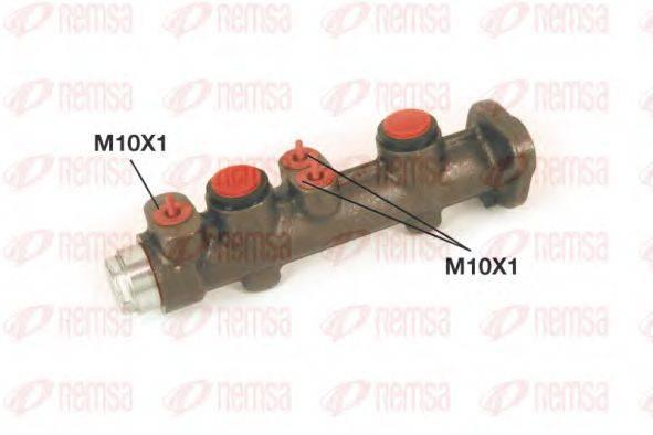 REMSA C101914 Главный тормозной цилиндр