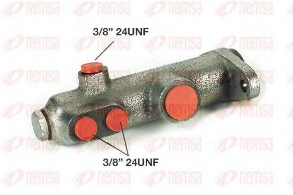 REMSA C101918 Главный тормозной цилиндр