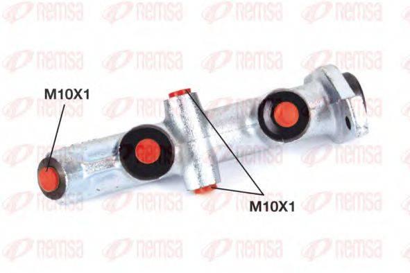 REMSA C101921 Главный тормозной цилиндр