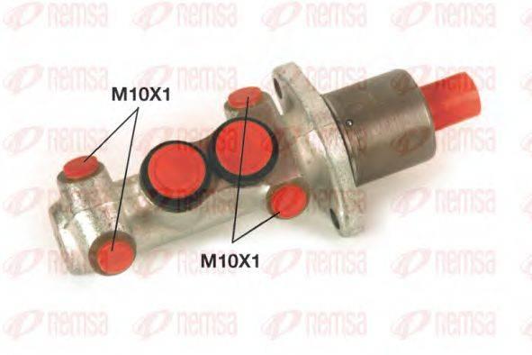REMSA C101924 Главный тормозной цилиндр
