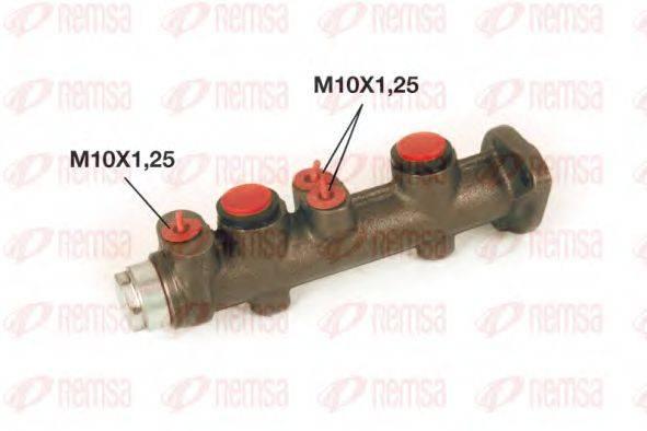 REMSA C101936 Главный тормозной цилиндр