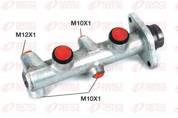 REMSA C102211 Главный тормозной цилиндр
