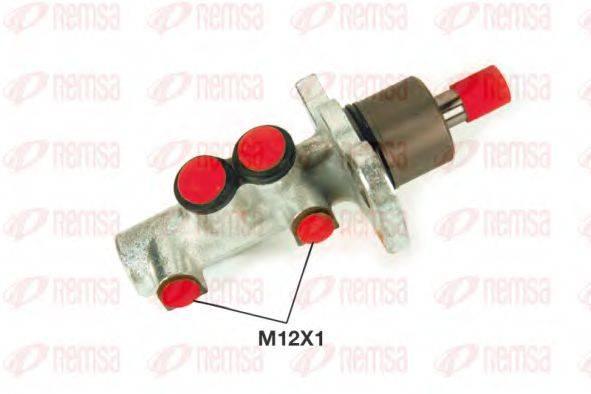 REMSA C102323 Главный тормозной цилиндр