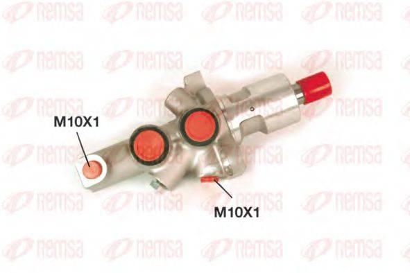 REMSA C102326 Главный тормозной цилиндр