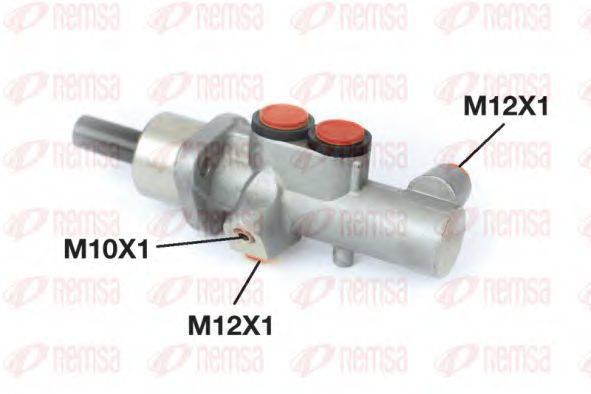 REMSA C102349 Главный тормозной цилиндр