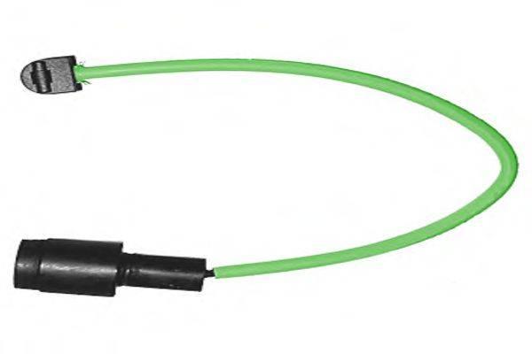 BUGIAD BW70011 Сигнализатор, износ тормозных колодок