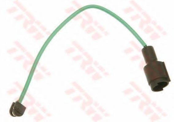 TRW GIC109 Сигнализатор, износ тормозных колодок