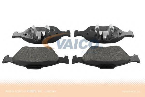 VAICO V258107 Комплект тормозных колодок, дисковый тормоз
