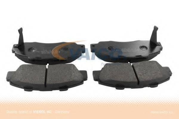 VAICO V260025 Комплект тормозных колодок, дисковый тормоз