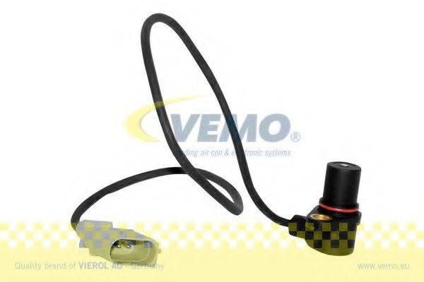 Датчик импульсов; Датчик, частота вращения; Датчик импульсов, маховик; Датчик частоты вращения, управление двигателем VEMO V10-72-0938-1