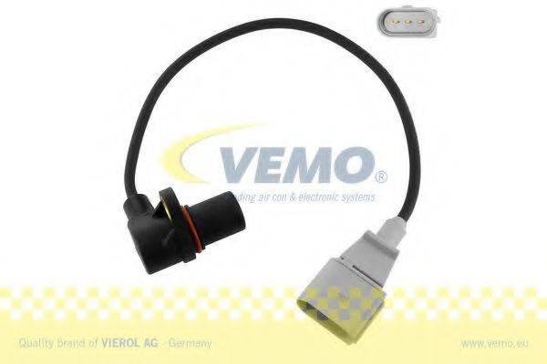 Датчик импульсов; Датчик, частота вращения; Датчик импульсов, маховик; Датчик частоты вращения, управление двигателем VEMO V10-72-1003-1