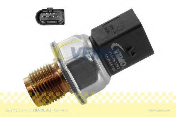 Датчик, давление подачи топлива VEMO V10-72-1292