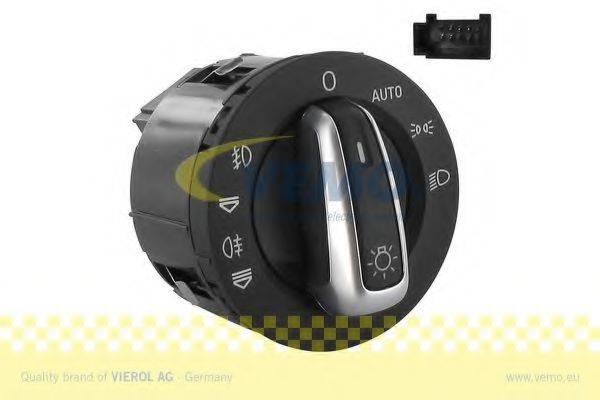 Выключатель, головной свет; Выключатель, противотуманная; Выключатель, задние противотуманные фонари; Выключатель, стояночный свет VEMO V10-73-0018