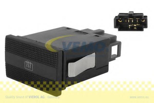 Выключатель, обогреватель заднего стекла VEMO V10-73-0124