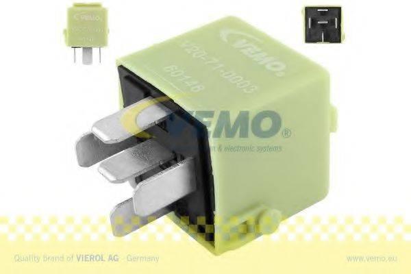 Многофункциональное реле VEMO V20-71-0003
