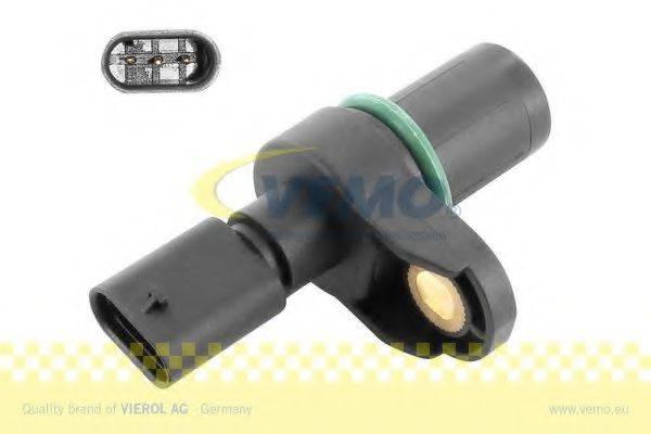 Датчик, частота вращения; Датчик частоты вращения, управление двигателем; Датчик, положение распределительного вала VEMO V20-72-0088