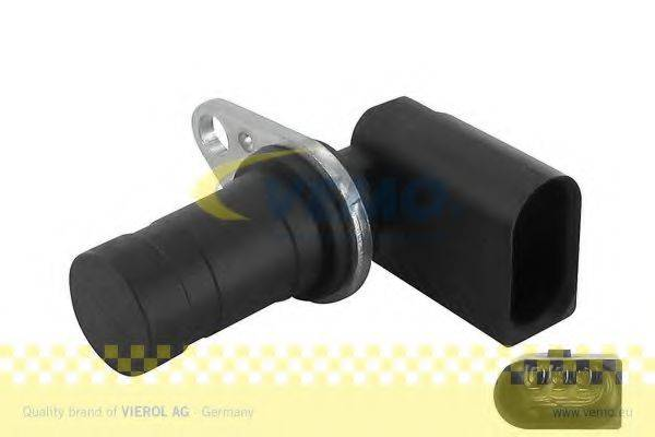 VEMO V20720403 Датчик импульсов; Датчик, частота вращения; Датчик импульсов, маховик; Датчик частоты вращения, управление двигателем