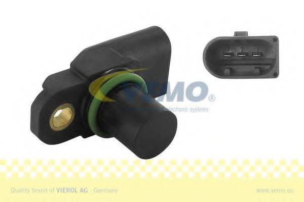 Датчик, частота вращения; Датчик частоты вращения, управление двигателем; Датчик, положение распределительного вала VEMO V20-72-0473