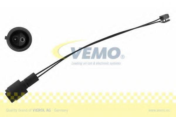 VEMO V20725108 Сигнализатор, износ тормозных колодок