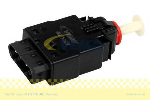 Выключатель фонаря сигнала торможения VEMO V20-73-0072