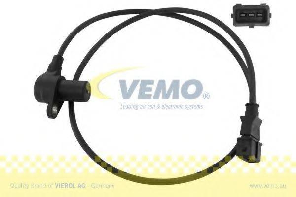 Датчик импульсов; Датчик, частота вращения; Датчик импульсов, маховик; Датчик частоты вращения, управление двигателем VEMO V24-72-0081