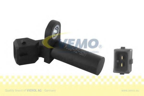 Датчик импульсов; Датчик, частота вращения; Датчик импульсов, маховик; Датчик частоты вращения, управление двигателем VEMO V25-72-0004